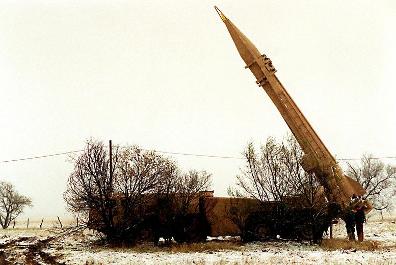 Установка Скад. Фото: Википедия, автор Head