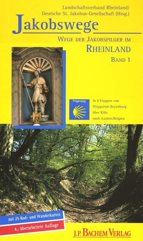 Обложка 8-го тома путеводителя по дороге Иакова (4-е издание 2010 года)