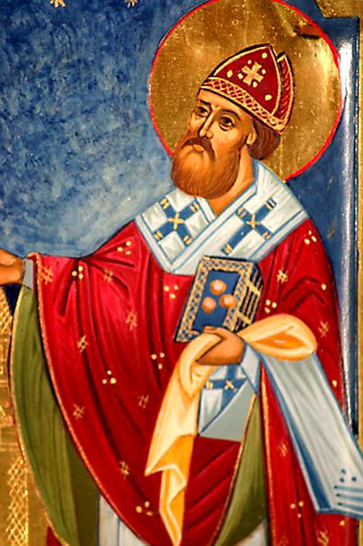 Святитель Либорий Леманский. Изображение сайта ПАЛОМНИК, Дюссельдорф