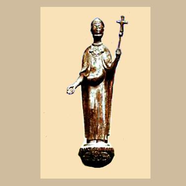 Свитберт Младший, епископ Ферденский.  Изображение: с сайта www.kirche-hollenstedt.de