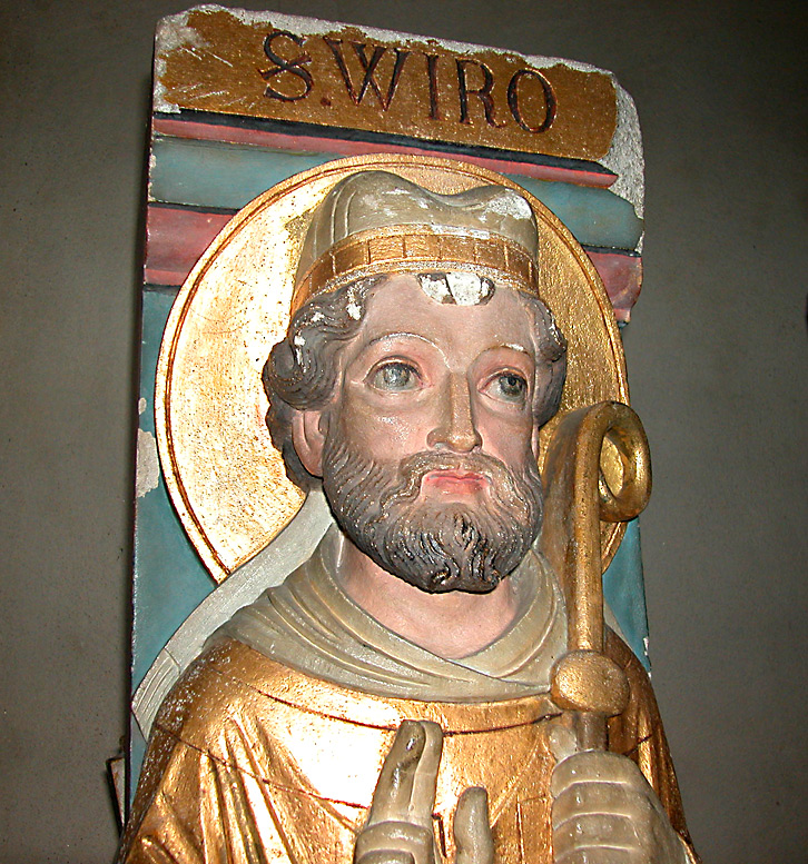 Святитель Виро в Санкт-Одилиенберг, Нидерланды. Фото: Алексей Потупин
