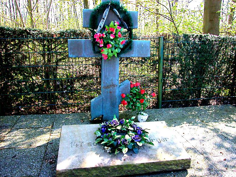 Русское кладбище в Бергкамене. Фото: Велопаломник